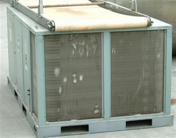 Air Conditioning Equipment: Rheem, Aaon & Trane