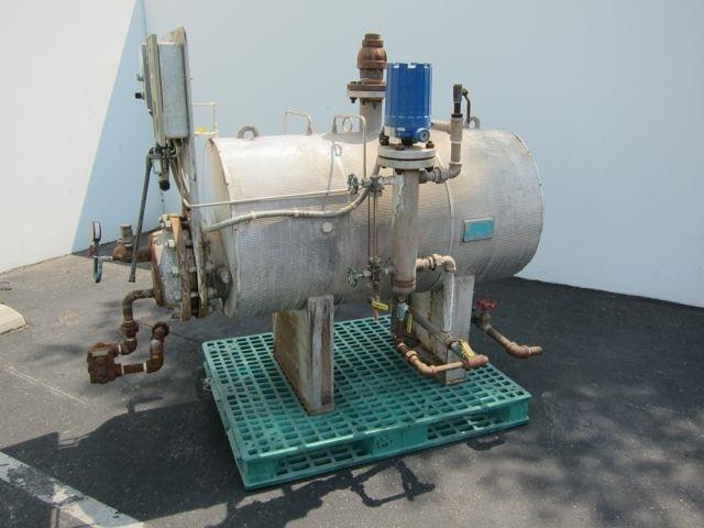 Used Repco Steam Boiler  Model: BKU24/10-6-30