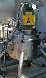 150 Liter Lee Mixer W Lightnin Mixer