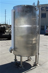 1000 Liter Stainless Technology Jacketed Bag Vessel