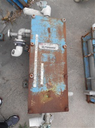 88 SQ FT TRANTER ULTRAMAX HEAT EXCHANGER, S/S