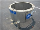 "30"" Sweco sifter base"