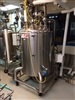 500 Liter DCI Stainless Steel Process Vessel