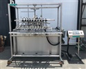 Inline Filling Systems 10 head liquid filler