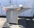 "Cozzoli 36"" Stainless Steel Accumulation Table"