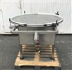 "48"" Stainless Steel Accumulation Table"