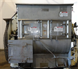 American Process Twin Shaft Fluidizer Zone Mixer