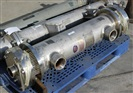 Enerquip Heat Exchanger, S.S., 150 psig @ 375 deg. F.