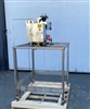 CEIA Model THS/PH21N Pour-thru Metal Detector