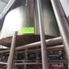 2,500 Gallon Stainless Steel Flat Bottom Tank