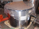125 gallon Change Can for 125 gallon Day Pony Mixer, 316 s.s.