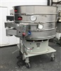 "60"" Sweco Sifter, 4 decks"