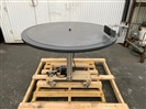 "48"" Turntable, s.s. top"