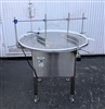 "Accutek 42"" Stainless Steel Accumulation Table"