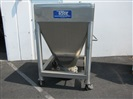 Tote Systems stainless steel tote bin
