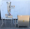 Bausch+Stroebel Single Head Powder Filler, Model SP-100