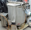 "S.S. Drying Basket/Pulper/Finisher, 24"" x 24"" basket"